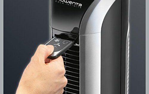 Rowenta VU6670F0 Eole Infinite Ventilateur colonne: Alliez fraicheur et design Eole infinite présente une nouvelle oscillation à 180°.…