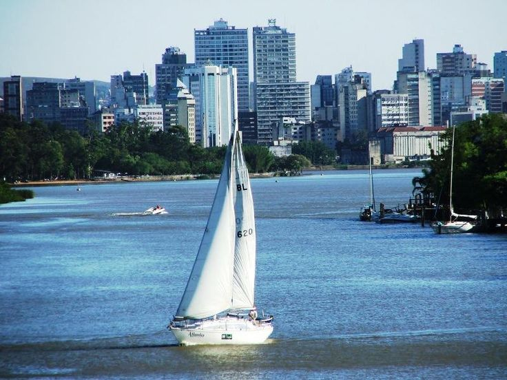 Fotos inéditas de Porto Alegre !  Banco de imagens da prefeitura - SkyscraperCity
