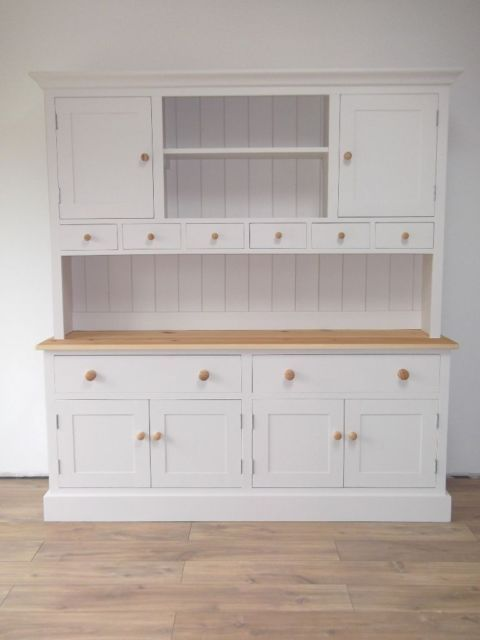New 6ft Solid Pine Welsh Kitchen Dresser - Free delivery | United Kingdom | Gumtree
