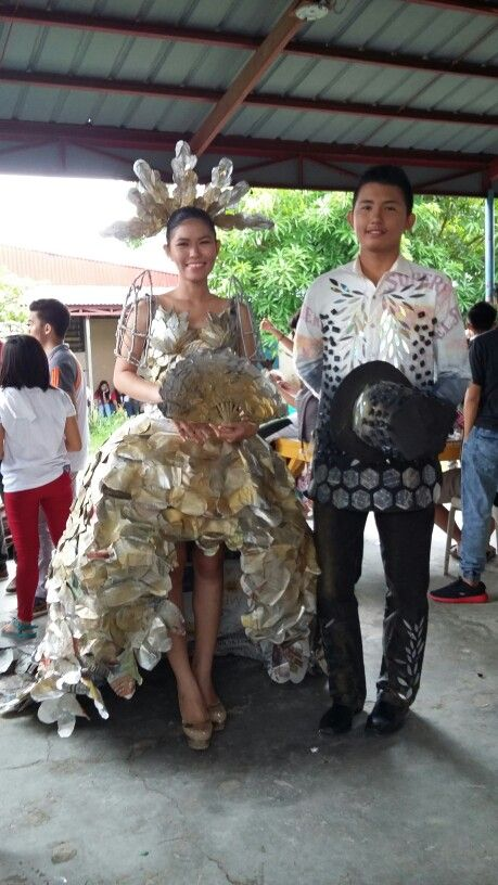 From recycle materials to fabulous filipiana and barong