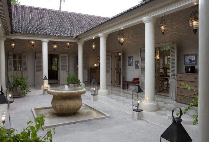 inner court yard     The Shaba – Bali – Indonesia