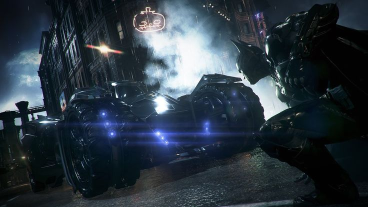 "Official Batman: Arkham Knight Gameplay Trailer -- ""Evening the Odds"""