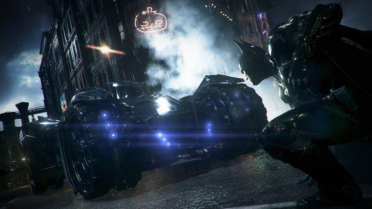 "Official Batman: Arkham Knight Gameplay Trailer -- ""Evening the Odds"""
