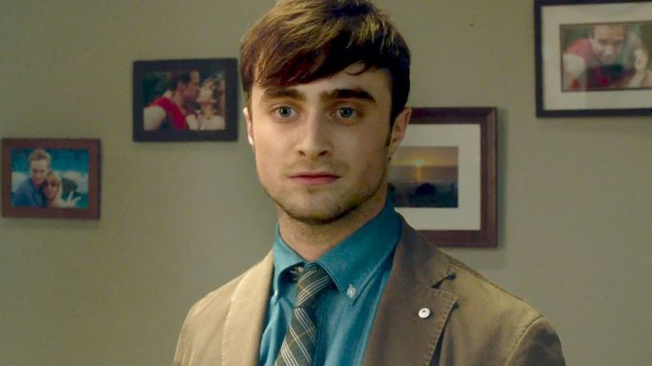 """Daniel Radcliffe - """"What If"""" movie in #LBM1911"""