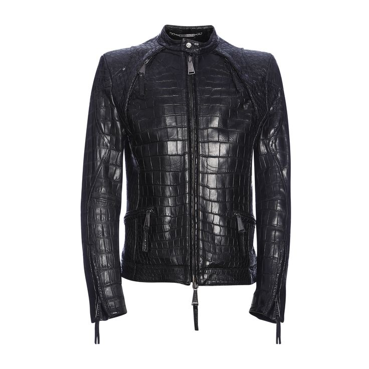 philipp plein crocodile biker jacket my style pinterest gentleman leather jackets and leather. Black Bedroom Furniture Sets. Home Design Ideas