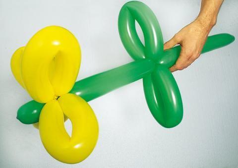 Anleitung: Luftballontiere selbst machen - [GEO]