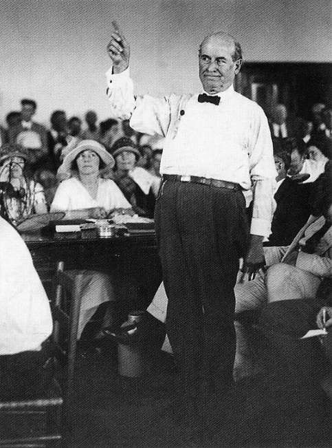 Image result for williams jenning bryan scopes monkey trial