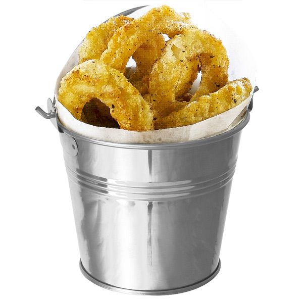 The practical and versatile Stainless Steel Serving Bucket is perfect for serving up sides and tapas such as chips. Made from stainless steel, this bucket is also ideal for use as a table tidy, holding cutlery, napkins and condiment sachets, or used as an