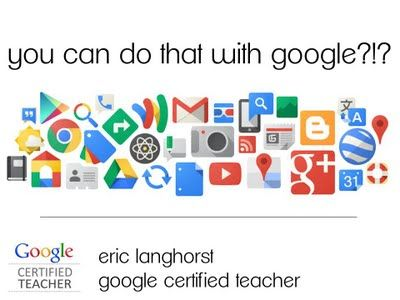 Google Tools for Teachers | History Geek Teacher