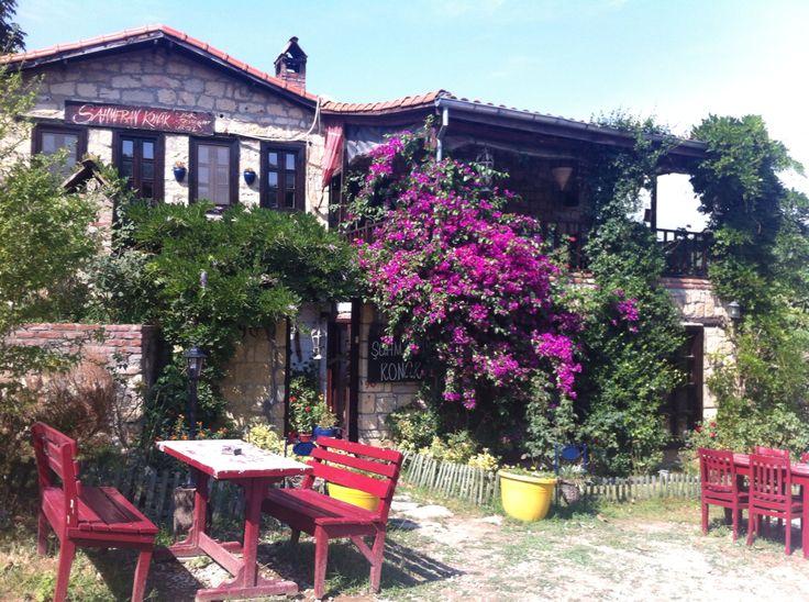 Çanakkale Yeşilyurt köyü