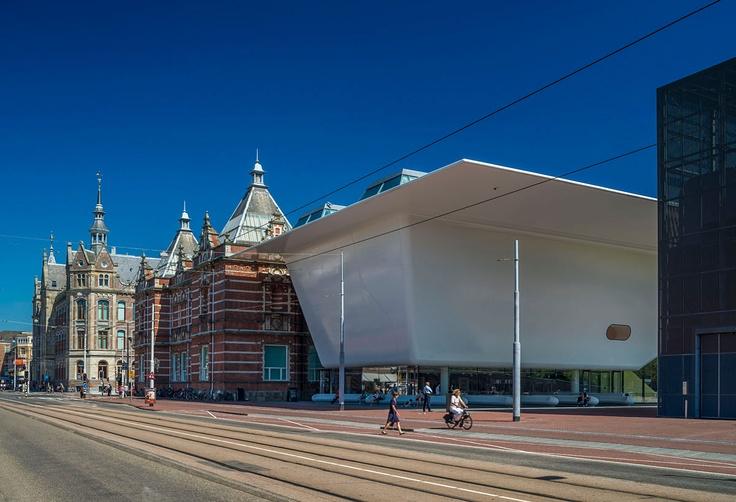 New Stedelijk Museum by Benthem Crouwel Architekten