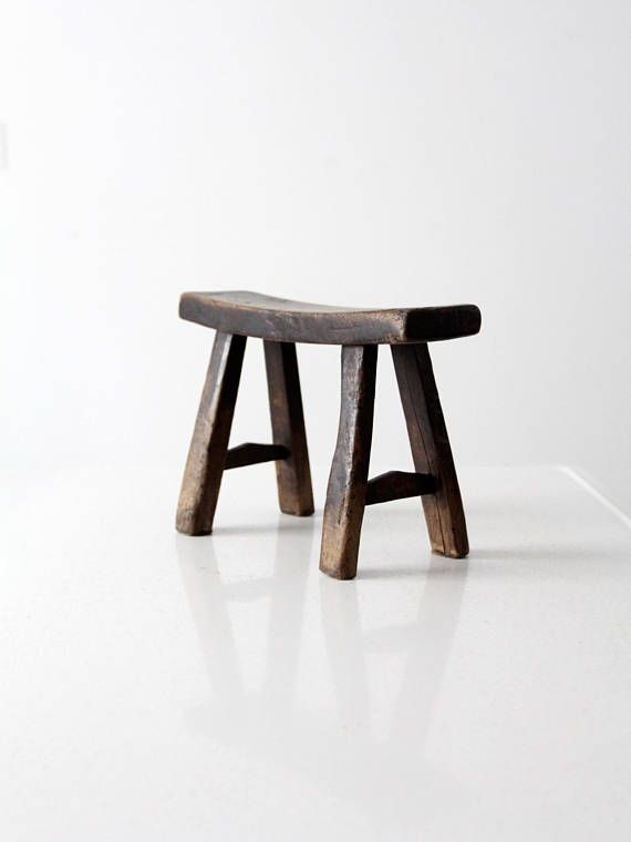 Terrific Antique Chinese Low Stool Small Wooden Riser In 2019 Low Customarchery Wood Chair Design Ideas Customarcherynet