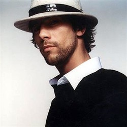 Jamiroquai. If I ever met Jay Kay, I would so raid his hat collection. Everything he puts on his head would SUIT ME.