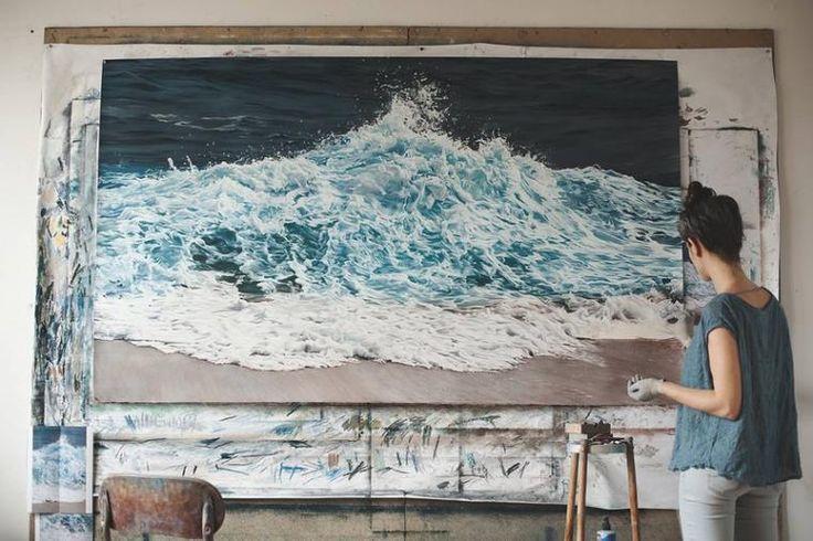 Наполненность, чистота и реалистичность в чудесных работах Зарии Форман - Ярмарка Мастеров - ручная работа, handmade