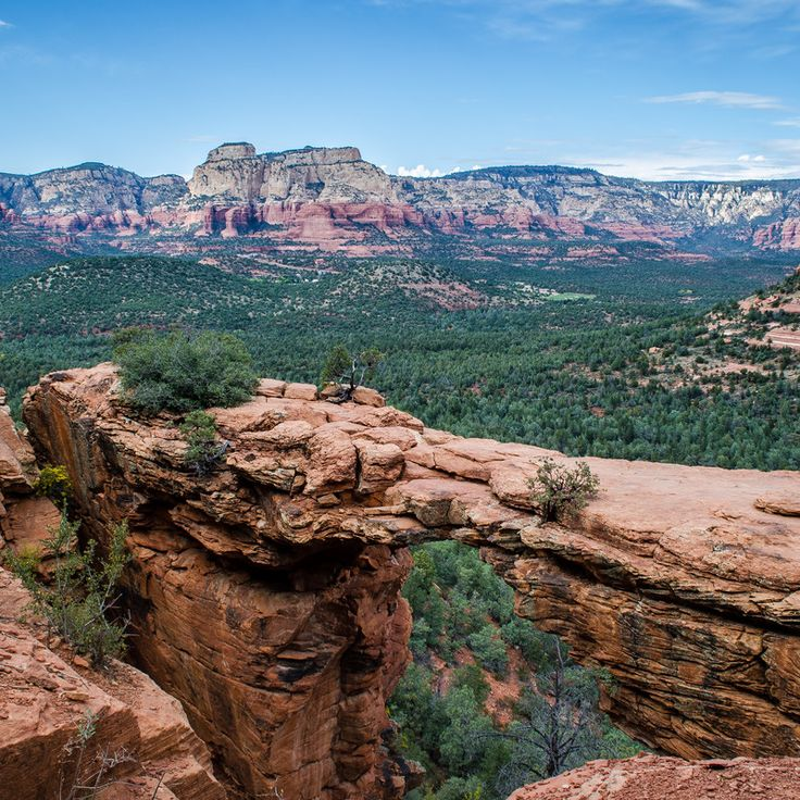 Do you think Devil's Bridge deserves to win 2013 - 2014 Arizona Highways Online Photography Contest? Have your say!