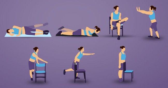 Guide d'exercices pour la fasciite plantaire   Clinique du pied M-D