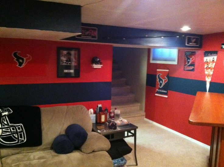 Man Cave Store Houston : Best houston texans wo man caves and rooms images on