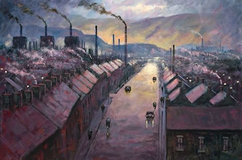 Alexander Millar - Here Is My Valley