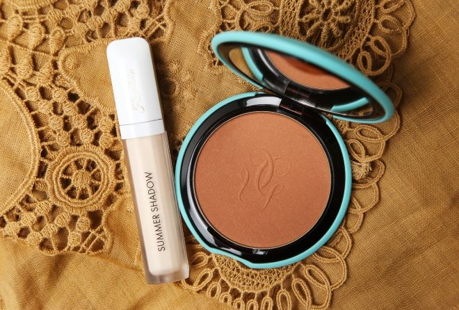 Guerlain Terracotta 2015, My Terracotta 002 & Summer Shadow White Sand