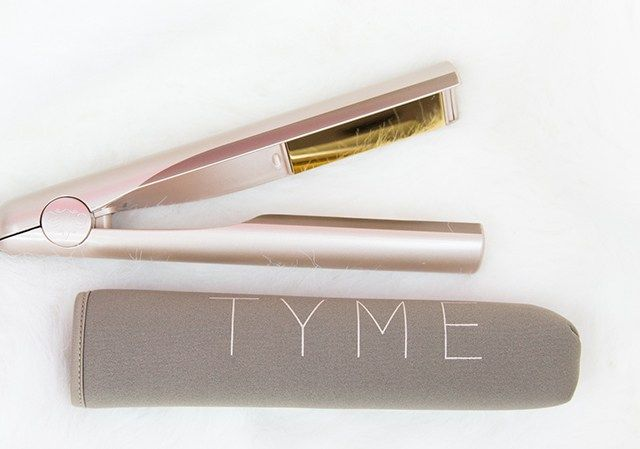 How to use the TYME iron