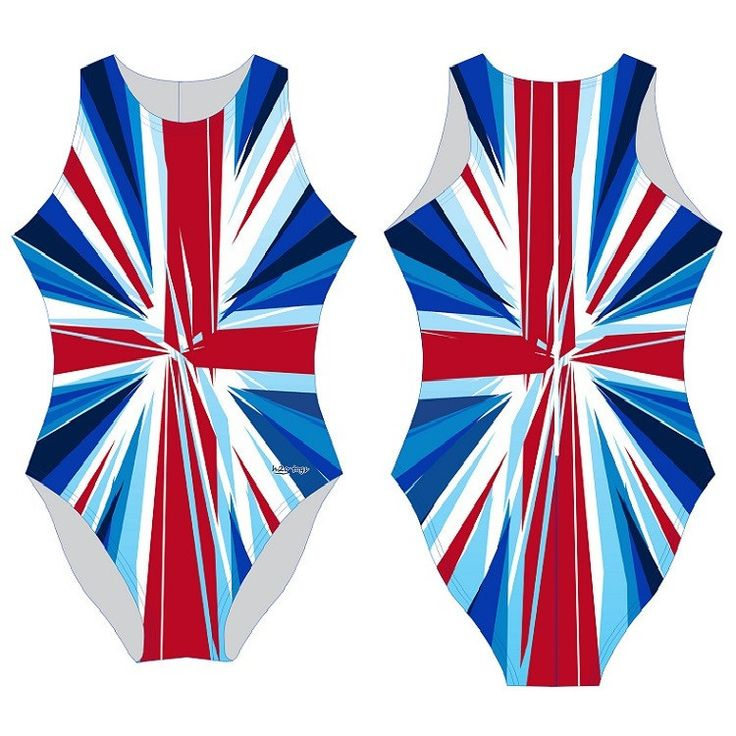 Waterpoloshop - H2OTOGS GBR - UK - GB - Womens Water Polo Suits / Costume