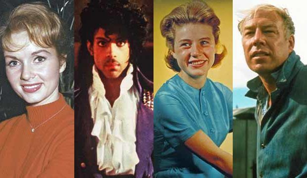 2017 Oscars Memoriam-Debbie Reynolds-Prince-Patty Duke-George Kennedy