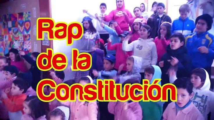 Rap de la Constitución - Vive en Libertad - Cra Peñas