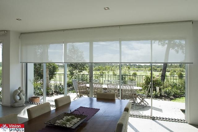 roller blinds for sliding door - Google Search