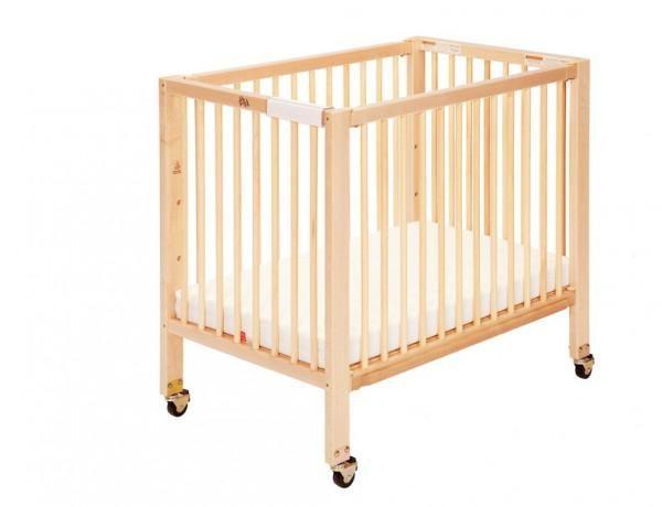 8 cribs perfekt för små utrymmen