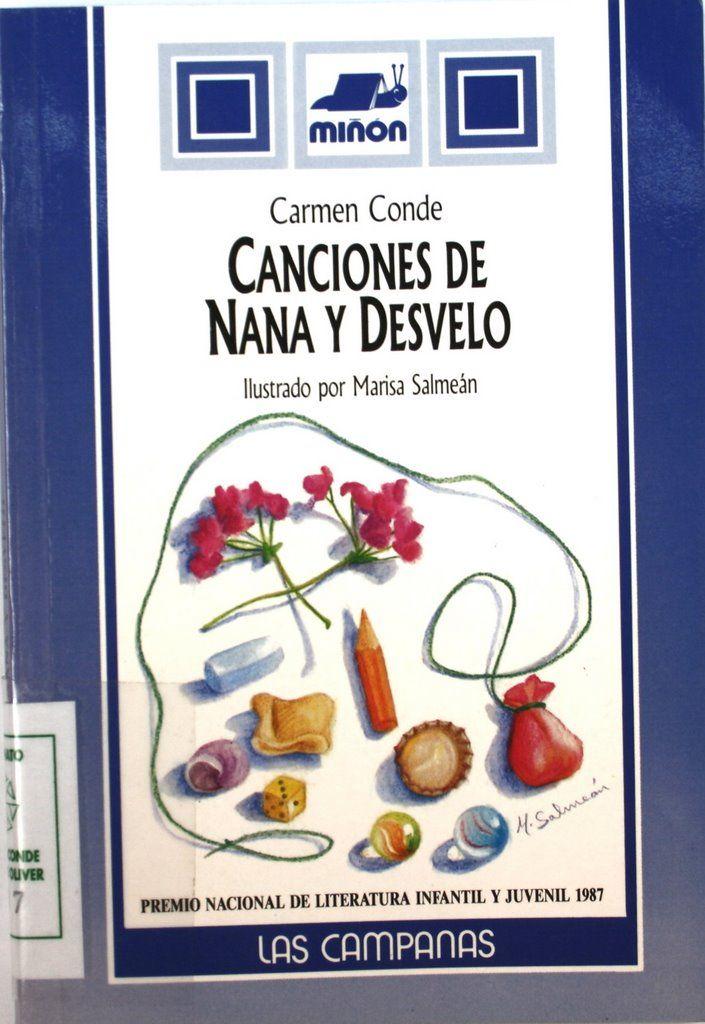 """Canciones de nana y desvelo"", portada e il. de Marisa Salmeán, pról., Eduardo Soler Fiérrez, Madrid, Susaeta, 2ª ed., 1992 (Las campanas)."