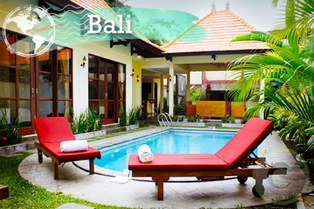Dura Villas Bali - stay first two nights. Pick up ideas for our own guest house.