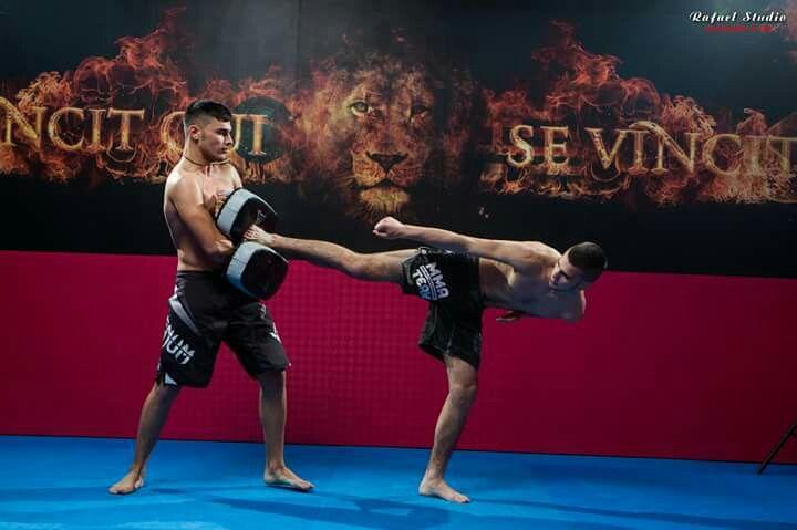 LEONTES MMA MANDTOYLIDIS GIANNIS 👊