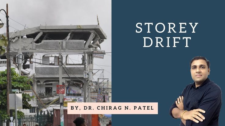 Storey Drift I Lateral Storey Drift I Inter Storey Drift I Earthquake Engineering - YouTube