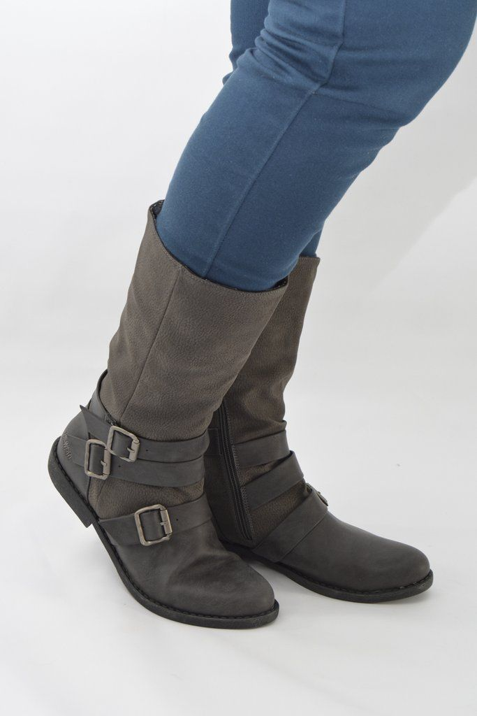 a9db4953e Angel Boot-Grey | {Shoes Shoes Shoes} | Boots, Heeled boots, Grey