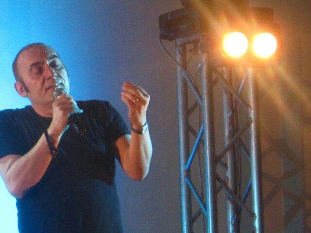 Pino Mango Cagliari 19 10 2014