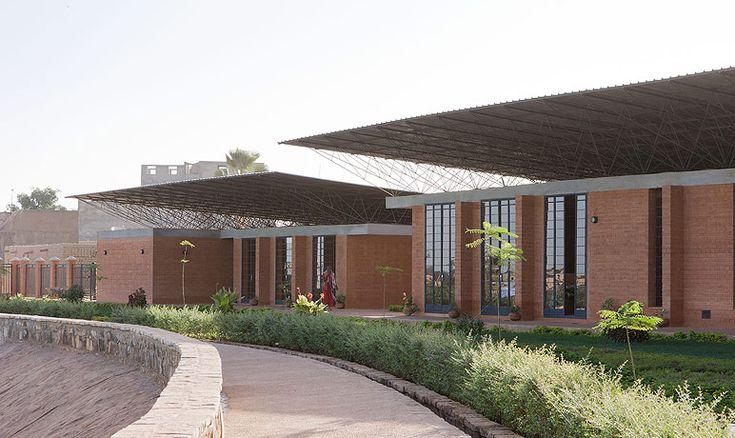 Centre for Earth Architecture / Kere Architecture (13)