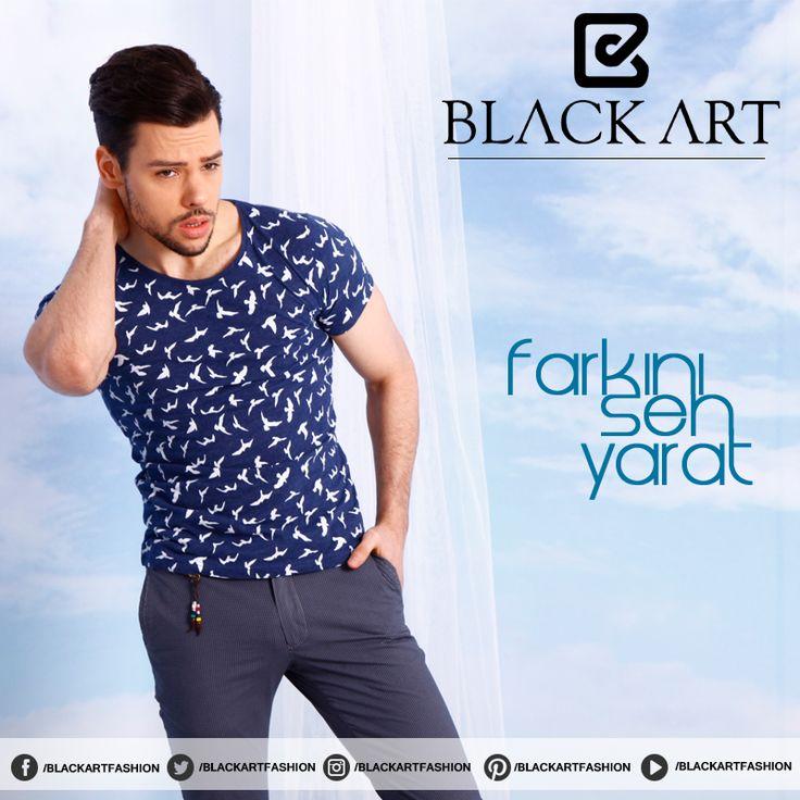 Erkek hazır giyim sektöründe faaliyet gösteren Black Art 2004 yılında yüzde yüz Türk sermayesi ile İstanbul'da kurulmuştur. Erkek giyimine yeni bir anlayış getirerek,günümüzün hızlı yaşam temposunda, şıklığı ve rahatlığı aynı anda isteyen; Moda ve dünya trendlerini takip eden erkeklere, özenle koleksiyon hazırlamaktadır.