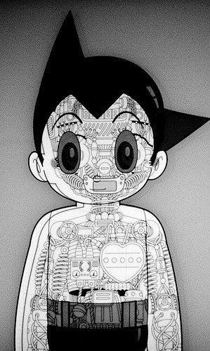 Astro Boy by Osamu Tezuka