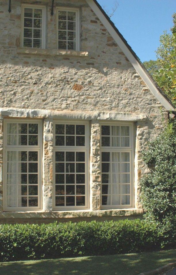 stone farmhouse carraway associates architects - Stone Farmhouse Exteriors
