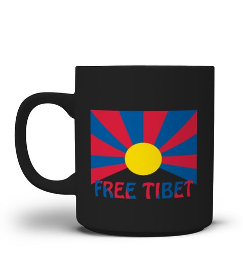 """# Tasse """"Free Tibet Flagge"""" .  """"Free Tibet Flagge"""" - Die Tasse für Tibet!Freiheit für Tibet! 50 % vom Erlös aus den verkauften Shirts spende ich sofort an die International Campaign for Tibet in Berlin. Den Rest des Geldes benötige ich für Marketingmaßnahmen für weitere Tibet-Projekte! Bist Du dabei? Dann bitte auch weitere Interessierte teilhaben lassen! Weitersagen hilft..."""