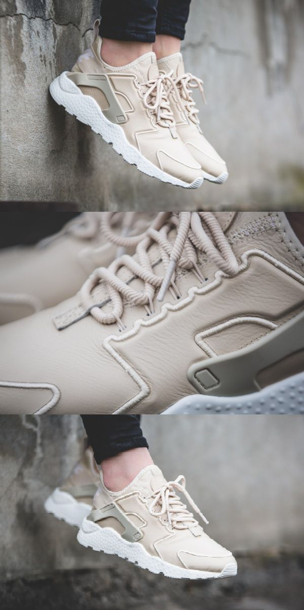 #Nike Wmns Air Huarache Ultra Run SI #Oatmeal