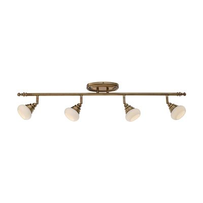 WAC Lighting TK-48536 Monterrey 4 Light LED Track Lighting Kit