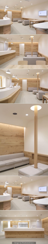 Fuji Pharmacy by Hiroyuki Ogawa Architects  http://www.dezeen.com/2014/04/25/fuji-pharmacy-hiroyuki-ogawa-architects-japa/
