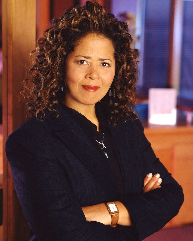 Anna Deavere Smith - one of the most brilliant actresses of our time.