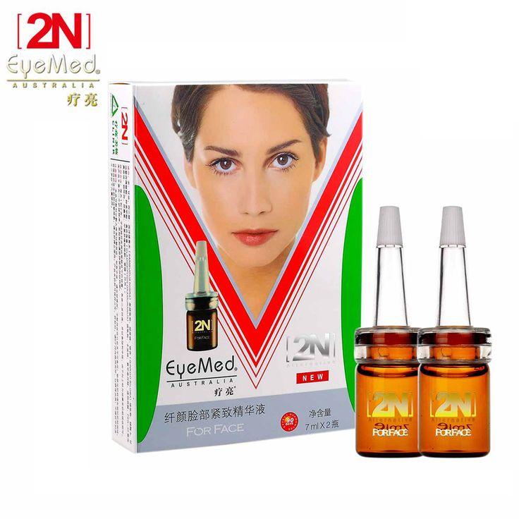 EyeMed 2N Profesional Aceite Esencial Sin Cirugía de Estiramiento Facial Lifting Papada Eficaz Eliminación De Cara Que Adelgaza Producto