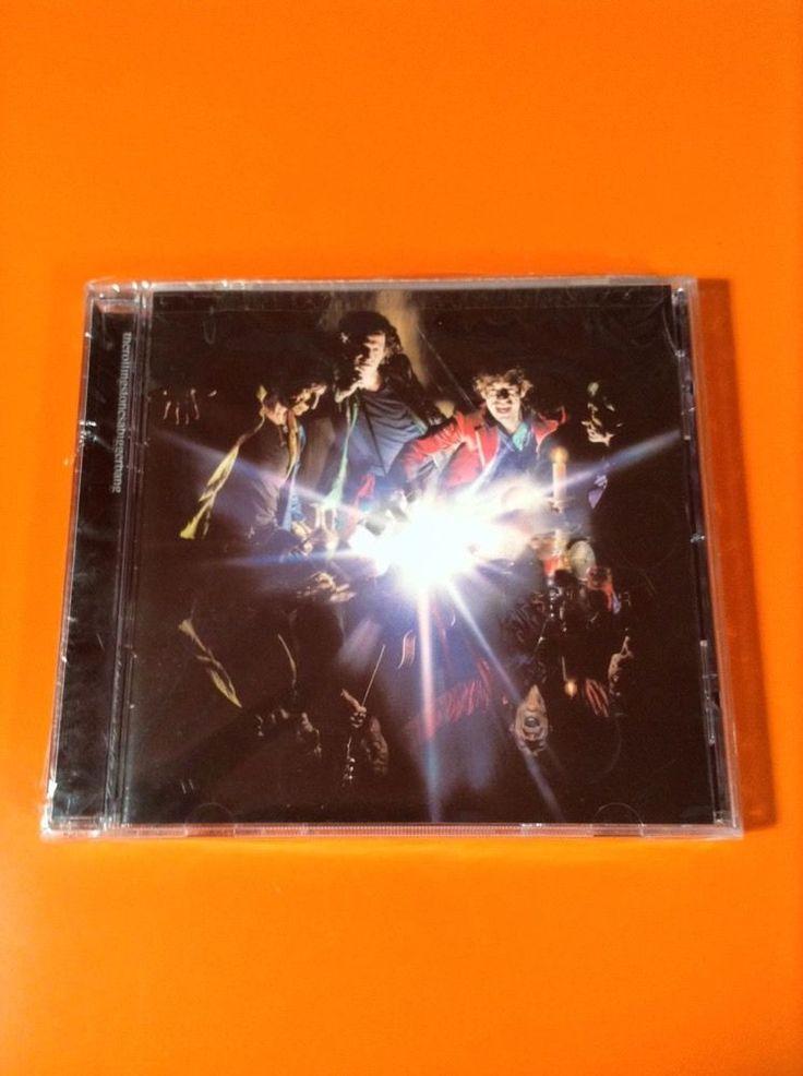 A Bigger Bang [PA] by The Rolling Stones (CD, Sep-2005, Virgin) #HardRock