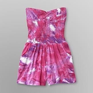 Dream Out Loud by Selena Gomez Junior's Romper - Tie-Dye - Clothing - Juniors - Jumpsuits & Rompers