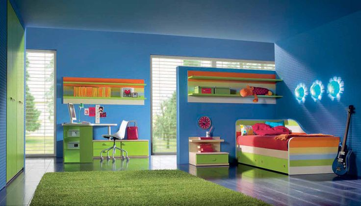 61 Cool Teen Bedroom Design Ideas