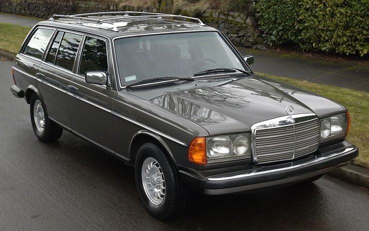 17 best images about merceds w123 on pinterest sedans for Mercedes benz station wagon