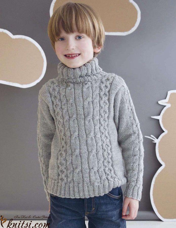 Childrens Chunky Knitting Patterns Free Choice Image - handicraft ...